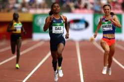 Modi Wishes Hima Das First Woman Win Gold World Junior Athletics
