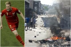 Belgium Kevin De Bruyne Haiti Prime Minister Resignation