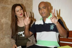 Vinod Kambli Wife Mall Bust Up In Mall