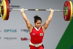 Iwf Admits Mistake Sanjita Chanu Doping Row