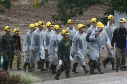 Thai Cave Rescue Operation Ends With 12 Boys Safe