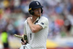 England India Third Test Ben Stokes Miss