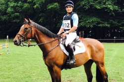 Equestrian India S Fouaad Mirza Has Finished With Silver Medal