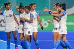 Asian Games 2018 Indian Women S Hockey Team Claim Silver