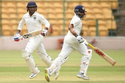 Mayank Agarwal Prithvi Shaw Tons Power India A Against South Africa A