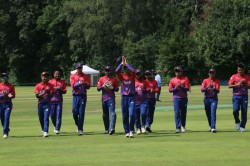 Nepal Registered Its First International Odi Win Against Netherlands