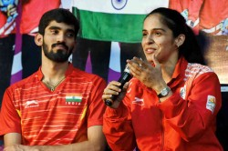 Saina Out Of Top 10 Srikanth At 8th Spot In Bwf Ranking