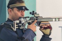 Asian Games India Bagged Silver Medal In Shooting