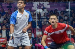 Asian Games 2018 Indian Men S Squash Team Take Bronze