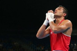 Asian Games Vikas Settles Bronze After Being Declared Medically Unfit