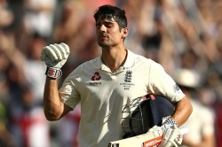 Alastair Cook Achieves Rare Feat Centuries Debut Farewell Tests