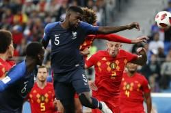 Belgium Join World Champions France Atop Fifa Rankings