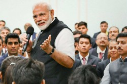 Pm Congratulates Asiad Medal Winners Asks Them Work Harder For Olympics Glory
