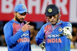 Ms Dhoni Is Acting Captain In The Field