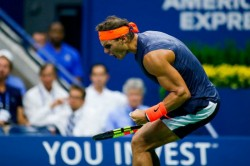 Us Open 2018 Rafael Nadal Beats Dominic Thiem Epic Quarter Final