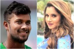 Bangladeshi Cricketer Who Eve Teased Sania Mirza Faces Six Month Ban