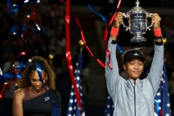 Us Open 2018 Naomi Osaka Wins After Serena Williams Outburst
