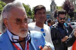 Vijay Mallya Spotted On The First Day The Test Match India England Oval