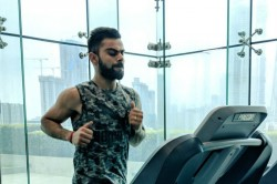 Virat Kohli S Fitness Is Inspiration For Afghanistan Cricket Team