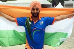 Asian Para Games Gold Archer Harvinder Singh