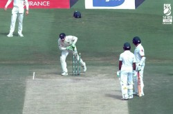 Azhar Ali S Run Out Could Be The Most Bizarre Dismissal The Year