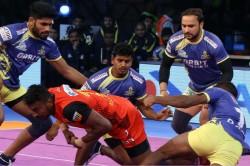 Pro Kabaddi 2018 Tamil Thalaivas Beat Puneri Paltan 36