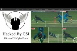 Asia Cup 2018 Bangladesh Fans Hacked Virat Kohli Website
