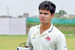 Arjun Tendulkar Left Of U19 Squads Challengers Trophy