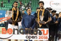 Bengaluru Open Prajnesh Gunneswaran Emerges Champion