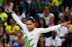 Gymnastics World Cup Dipa Karmakar Qualifies Vault Final