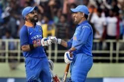 Dhoni Is Still A Very Integral Part Of Indian Team Captain Virat Kohli