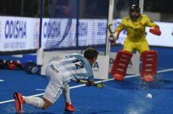 Hockey World Cup 2018 Argentina Beats Spain A Seven Goal Thriller