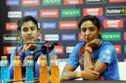 Coa Likely Meet Harmanpreet Mithali Players Asked Maintain Decorum