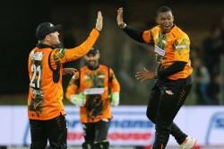 Msl 2018 Nelson Mandela Bay Giants Won 7 Runs