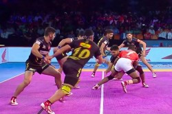 Pro Kabaddi League 2018 Telugu Titans Beat Puneri Paltan