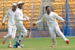 Ranji Trophy Karnataka Vs Maharashtra Match From Nov