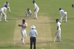 Switch Bowling Action Bcci Internet Ck Naidu Trophy Uttar Pradesh Cricket