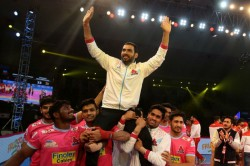 World Cup Winning India Captain Anup Kumar Retires From Kabaddi
