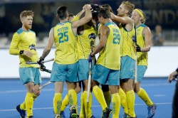 Hockey World Cup Defending Champions Australia Beat England 3