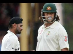 Andrew Symonds Harbhajan Singh Monkeygate Apology Broke Down