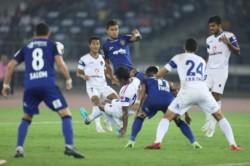 Isl 2018 Live Score Chennaiyin Fc Vs Delhi Dynamos Fc
