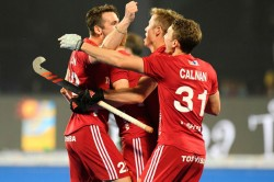 Hockey World Cup England Knockout New Zealand Enter Quarters