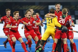 Hockey World Cup 2018 Netherlands Beat Belgium Shootout