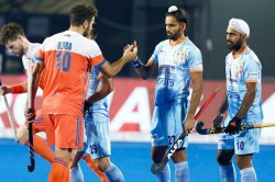 Hockey World Cup India Lose 1 2 Netherlands The Quarterfinal