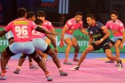 Dabang Delhi Play Thrilling Tie Against Jaipur Pink Panthers