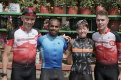 Cyclists Pedal 950 Kms Finish Epic Tour Tfn 2018 At Mysuru