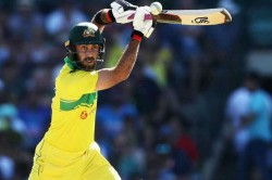 India Vs Australia How Glenn Maxwell Dropped The Odi Series