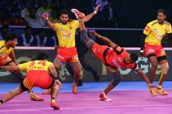 Pkl Bengaluru Bulls Thrash Gujarat Fortunegiants To Enter The Final