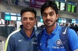 Rahul Dravid S Decision Make Me Bat At Number 5 Has Helped My Game Vijay Shankar