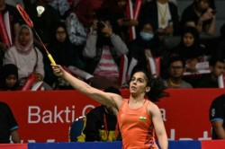Indonesia Masters Final Saina Nehwal Wins Title